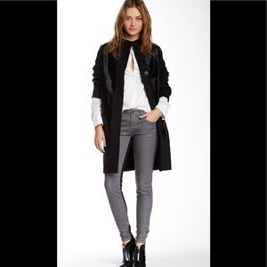 NWT David Kahn Color block jeans pants